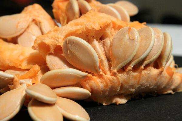 Семена тыквы помогут избавиться от цепня