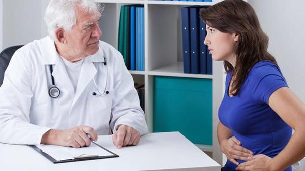 При первом же подозрении необходимо обратится к врачу