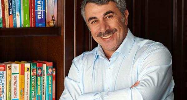 Специалист по детским болезням Комаровский