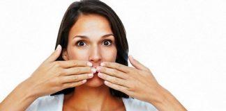Выход гельминтов через рот