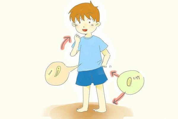 Заражение ребенка острицами