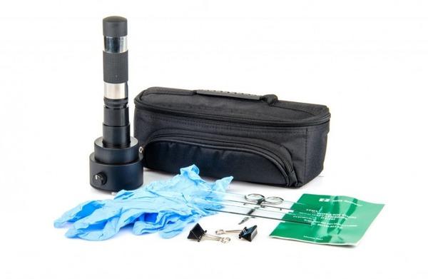 Портативный прибор для трихинеллоскопии