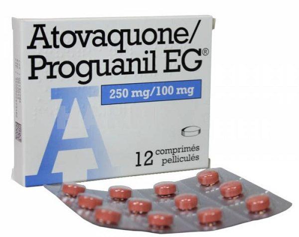 Антибиотик Атоваквон