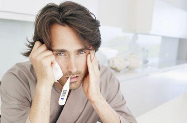 Эпидермальный стафилококк у мужчин