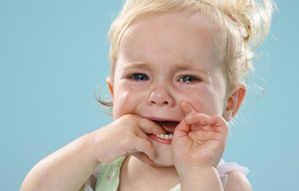 Инфекция у ребенка
