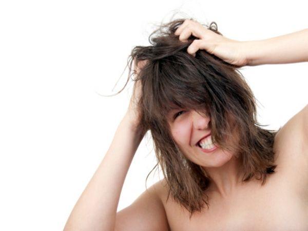 Педикулез в волосах
