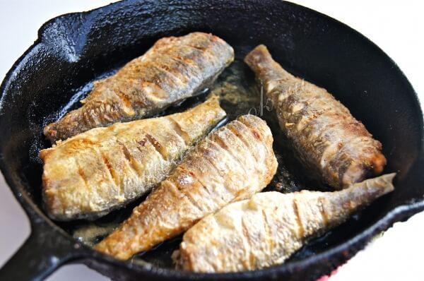 Тепловая обработка рыбы от паразитов