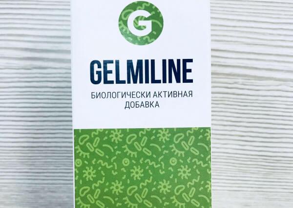 Гельмилайн от глистов