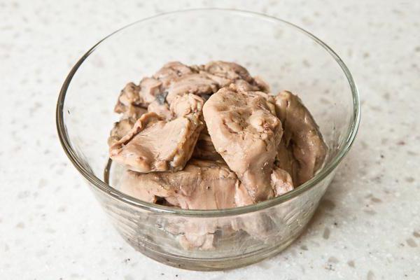 Консервированная печень трески