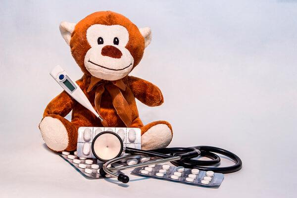 Препараты для лечения ребенка от лямблии