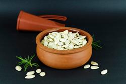 Семена тыквы от лямблиоза