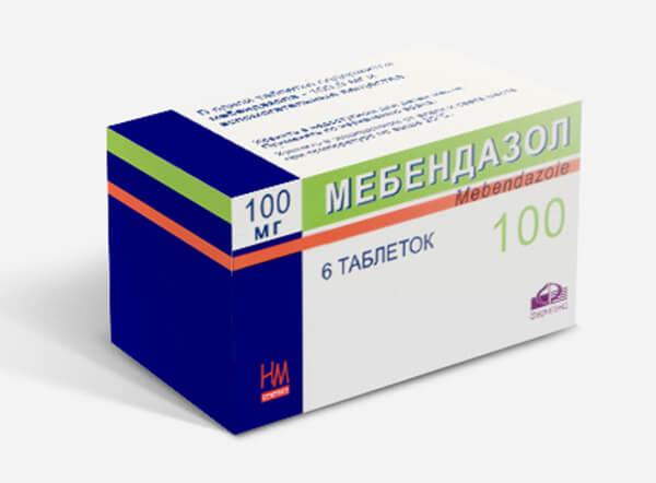 Мебендазол применяется для лечения трихоцефалеза