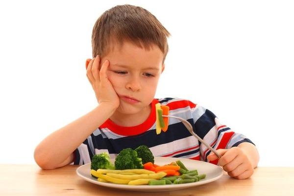 Плохой аппетит может быть признаком заболевания