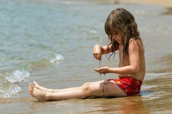 Ребенок легко заражается гельминтами