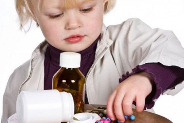Препараты от гельминтов для детей