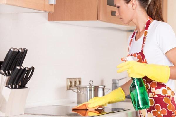 Тщательная уборка - залог предупреждения заражения гельминтами