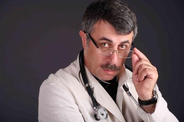 Известный детский врач Комаровский