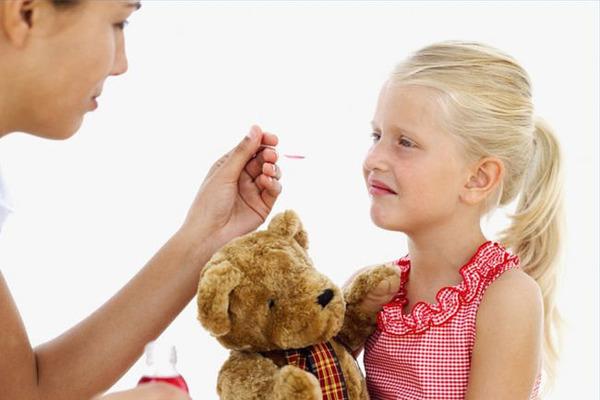 Противогельминтное лекарство для ребенка