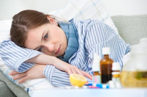 Склонность к инфекциям при энтеробиозе