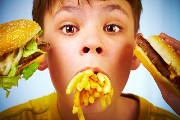 Неправильное питание - путь к заболеваниям