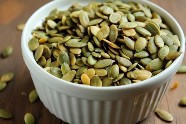 Против трематод эффективны тыквенные семечки