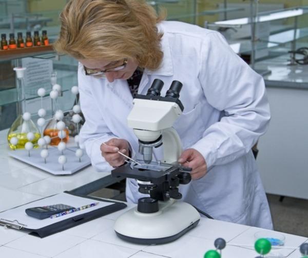 Исследование биоптата