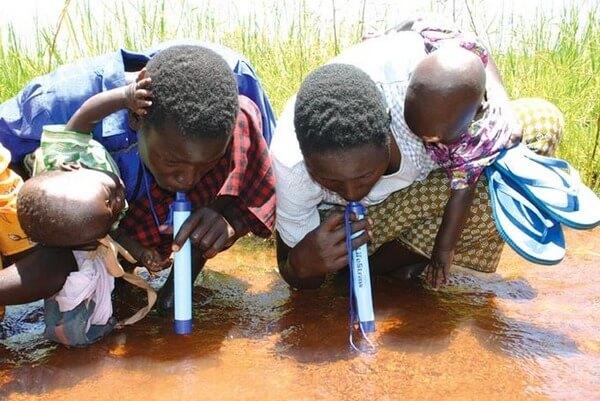 Фильтры для предотвращения заболеваний от грязной воды