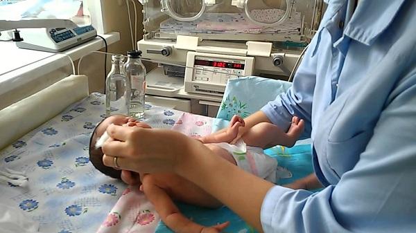 Гигиена новорожденного