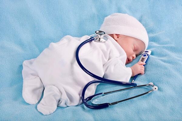 Клебсиеллез у новорожденных