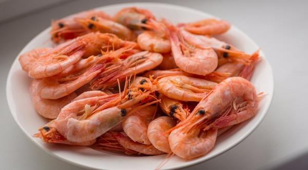 Обычные креветки могут быть заражены личинками анизакид