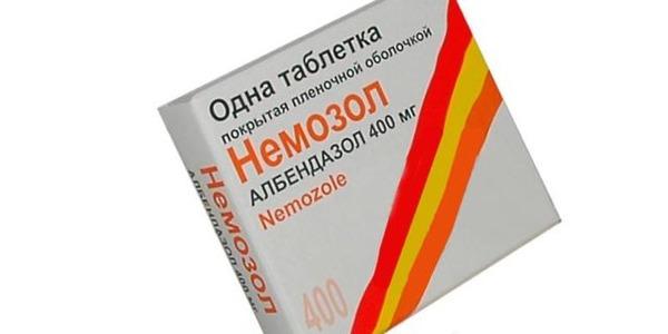 Немозол при анизакидозе дает хорошие результаты