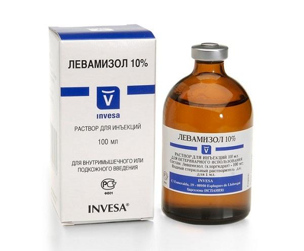 Раствор Левамизола