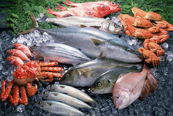 Морская рыба - переносчик анизакидоза