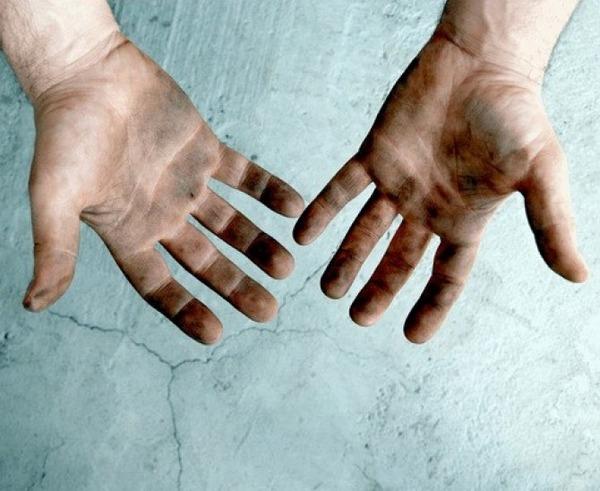 Грязные руки - путь к заражению гельминтом