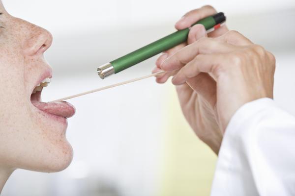 Стафилококковые болезни горла