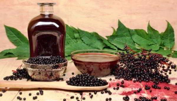 Фрукты и ягоды от стафилококка