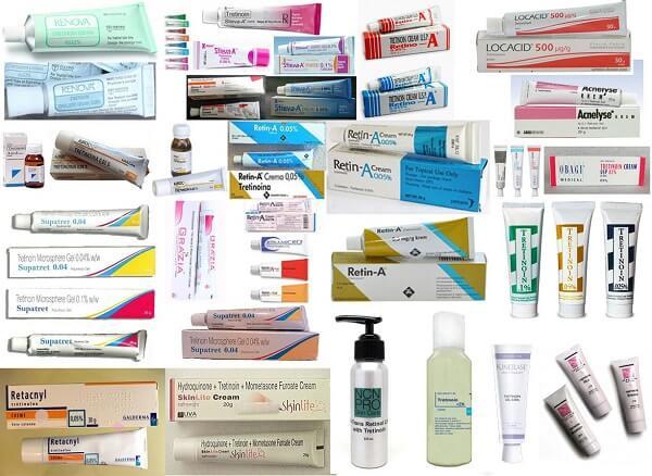 Ретиноиды против демодекоза