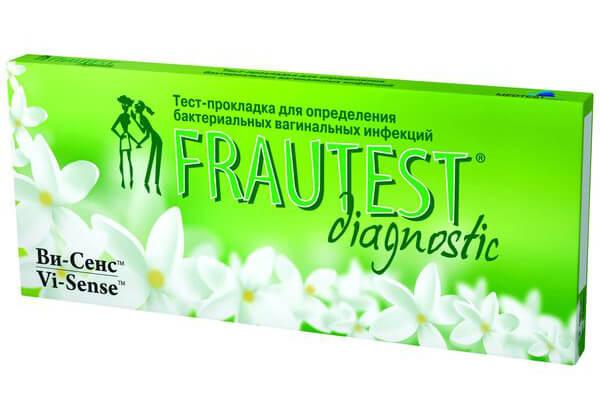 Экспресс-тест на бактериальные инфекции у женщин