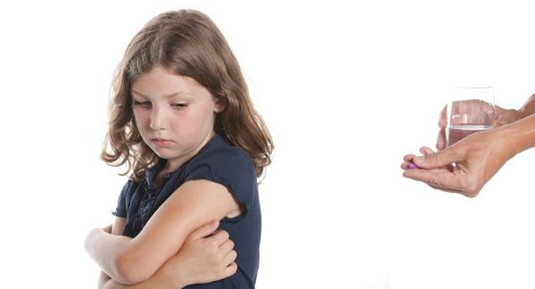 Лечение трихомониаза у детей
