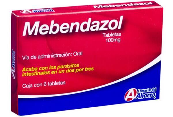 Мебендазол против скребней