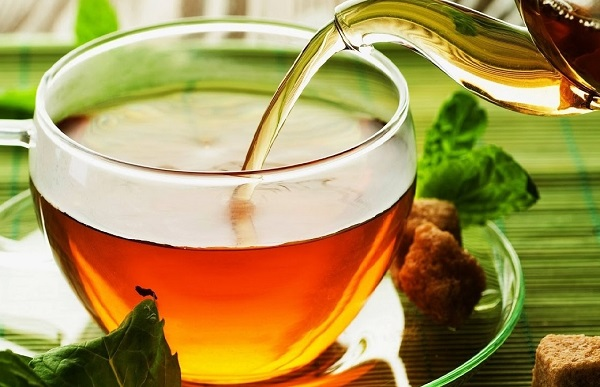 Чай от глистов