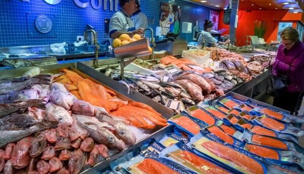 Паразиты в красной рыбе