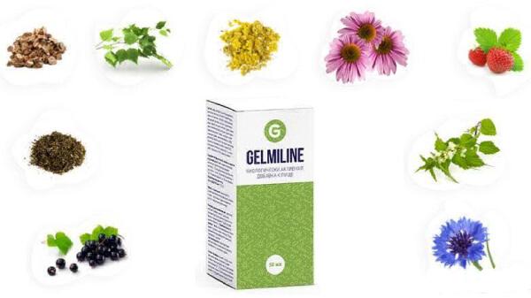 Натуральный состав Gelmiline