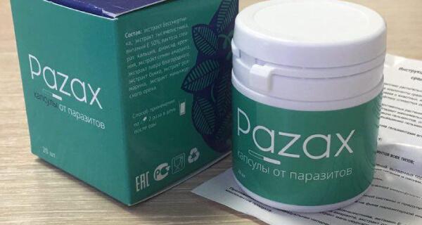 Натуральный препарат Пазакс