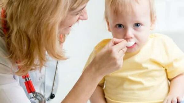 Лечение детей Зентелом от глистов