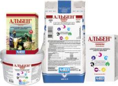 Подходит ли для людей ветеринарный препарат Альбен?